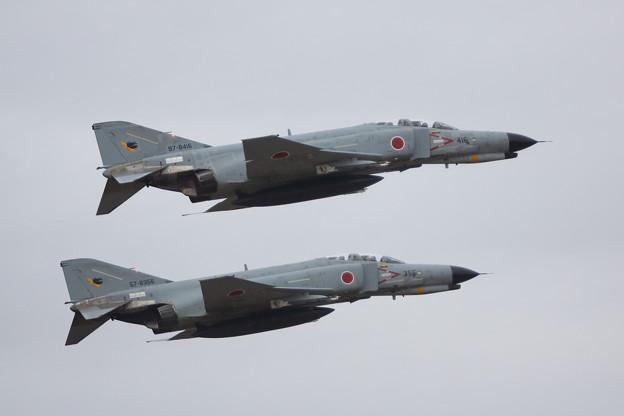 F-4EJ改 Take Off