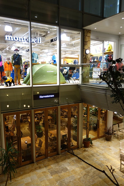 mont-bell品川店