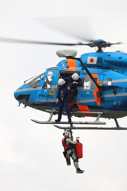 Photos: 栃木県警航空隊 なんたい