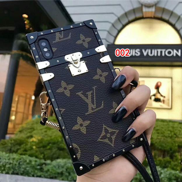 アイトランク iphonexケース ルイヴィトン