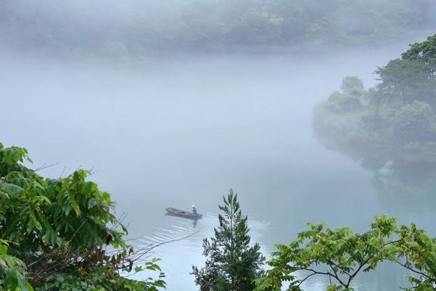 Photos: 霧幻峡の渡し