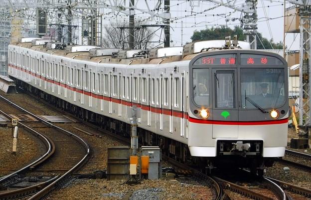 都営5300形5311F 普通KS10高砂(833T)