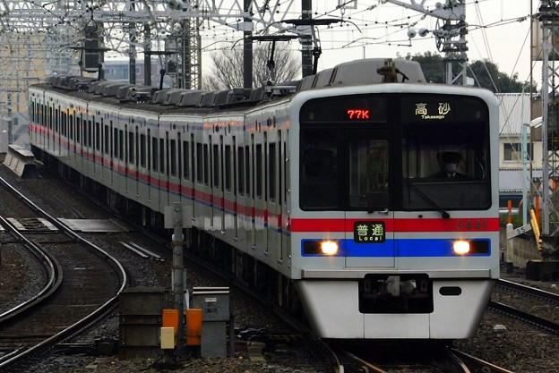 3400形3448F 普通KS10高砂(777K)