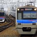 写真: アクセス特急KS42成田空港(807K)3050形3055F