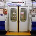 東武50050系(後期車)側面ドア