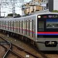 普通KS40成田(829レ延長運転)3000形3021F
