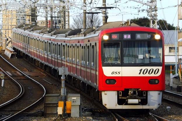 京急1000形1081F 普通KS10高砂(565H)