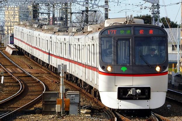 快速KS35佐倉(917T)都営5300形5320F
