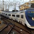 写真: 〈スカイライナー〉9号KS42成田空港(7AE09レ)AE形AE1F