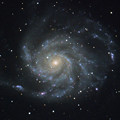 Photos: M101 回転花火銀河