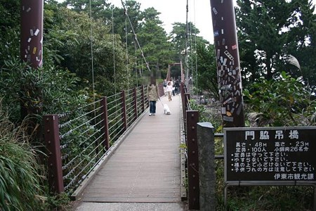 吊り橋とくるみ