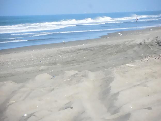 鹿島灘にて・1