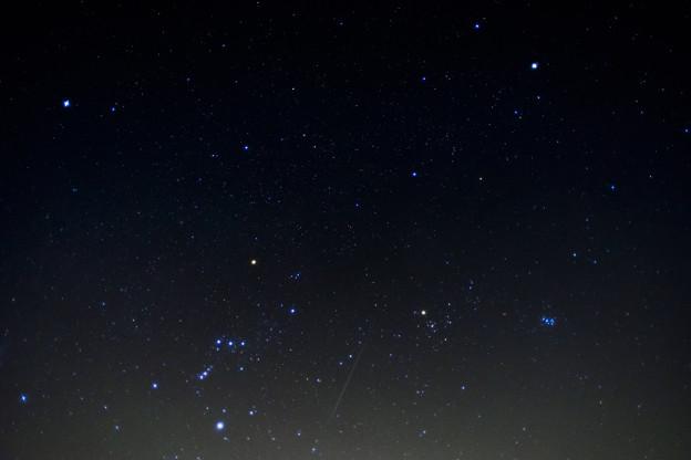 しぶんぎ座流星群 2016