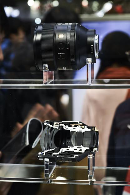 Sony 85mm F1.4GM