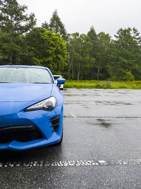 Photos: 雨のお出かけ