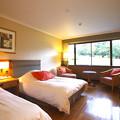 Photos: 箱根ハイランドホテル 客室「スタンダードツイン」