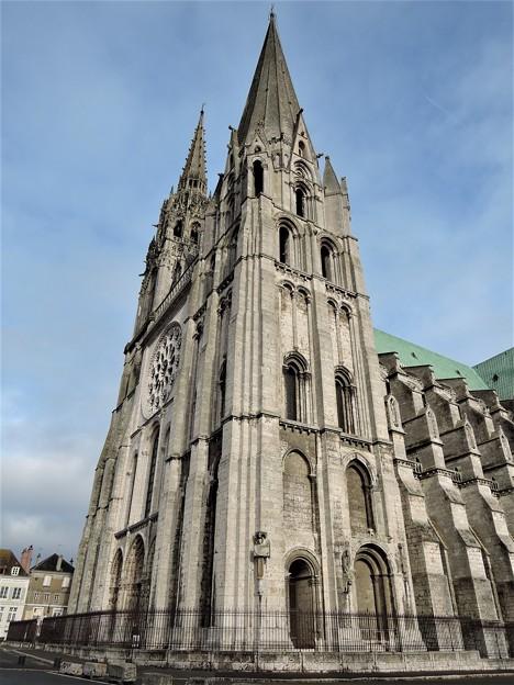 シャルトル大聖堂