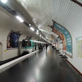 Photos: パリの地下鉄