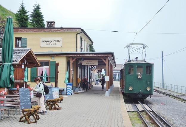 シーニゲプラッテ鉄道