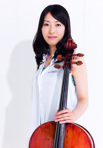 林はるか はやしはるか チェロ奏者 チェリスト  Haruka Hayashi  1966カルテット