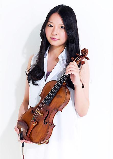花井悠希 はないゆき ヴァイオリン奏者 ヴァイオリニスト  Yuki Hanai  1966カルテット