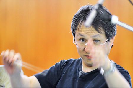 寺島克彦 てらしまかつひこ 指揮者 ビオラ奏者 管弦楽指導者 佐久室内オーケストラ 2014 第20回定期演奏会