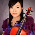 写真: 田中美恵子 たなかみえこ ヴィオラ奏者 ヴィオリスト     Mieko Tanaka