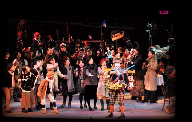 Photos: ボエーム プッチーニ ラ・ボエーム 東京音大 オペラ公演