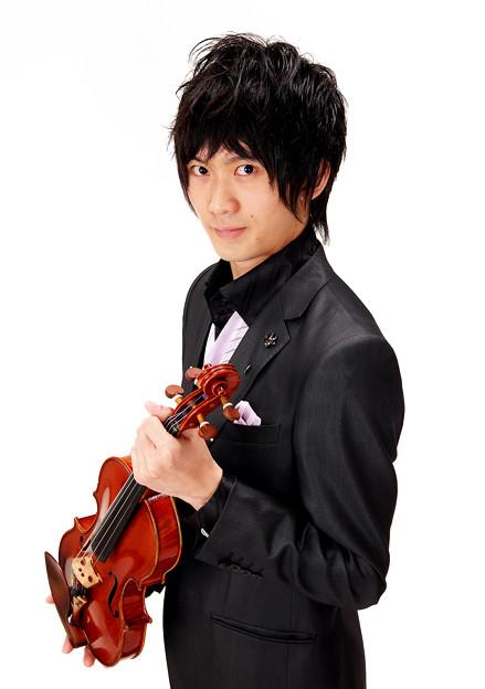 和光憂人 わこうゆうと ヴァイオリン奏者 ヴァイオリニスト  Yuto Wako