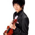 写真: 和光憂人 わこうゆうと ヴァイオリン奏者 ヴァイオリニスト  Yuto Wako