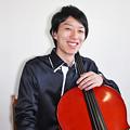 写真: 三矢憲幸 みつやのりゆき チェロ奏者 チェリスト        Noriyuki Mitsuya