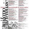 """Photos: Milano Arte Musica 2018 """" Festival Internazionale di Musica Antica """""""
