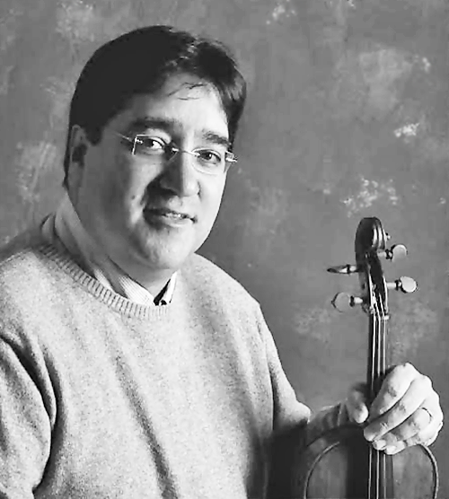 ラウル・テオ・アリアス Raúl Teo Arias ヴァイオリン奏者 ヴァイオリニスト