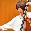 Photos: 西村良子 にしむらよしこ コントラバス奏者 ベース奏者 ベーシスト Yoshiko Nishimura