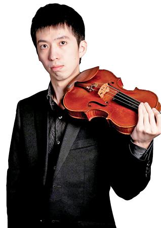 對馬佳祐 つしまゆうすけ ヴァイオリン奏者 ヴァイオリニスト