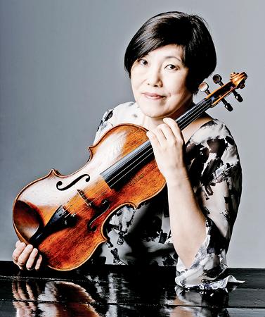 小林秀子 こばやしひでこ ヴィオラ奏者 ヴィオリスト