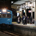 Photos: ラストラン、都会の片隅で。(阪和線:大阪府)