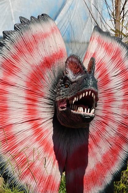 ディロフォサウルス