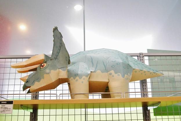 福井県立博物館.土産用のペーパークラフト