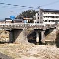 通行止めの橋