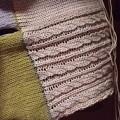 写真: 羽織物 模様