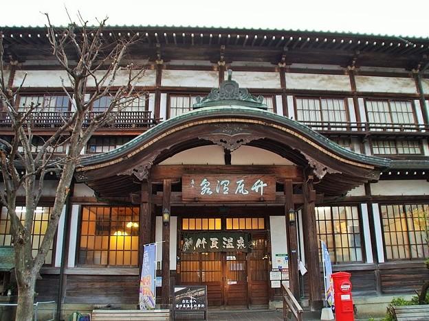 九州への旅(竹瓦温泉)