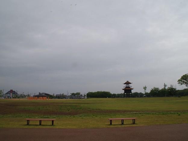 写真: 唐古・鍵遺跡公園