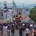 Photos: だんじり曳行