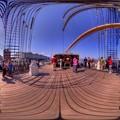 2016年4月30日 清水港日の出埠頭 日本丸 船内公開 360度パノラマ写真(2) HDR 修正