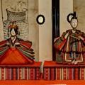 Photos: 岡部町 大旅籠柏屋 江戸時代のひな人形(2)