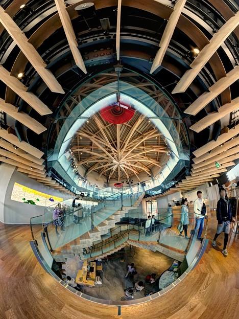 日本平 夢テラス 2階