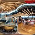 日本平 夢テラス 2階 360度パノラマ写真