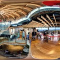 Photos: 日本平 夢テラス 2階 360度パノラマ写真