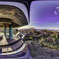 日本平 東展望台 360度パノラマ写真